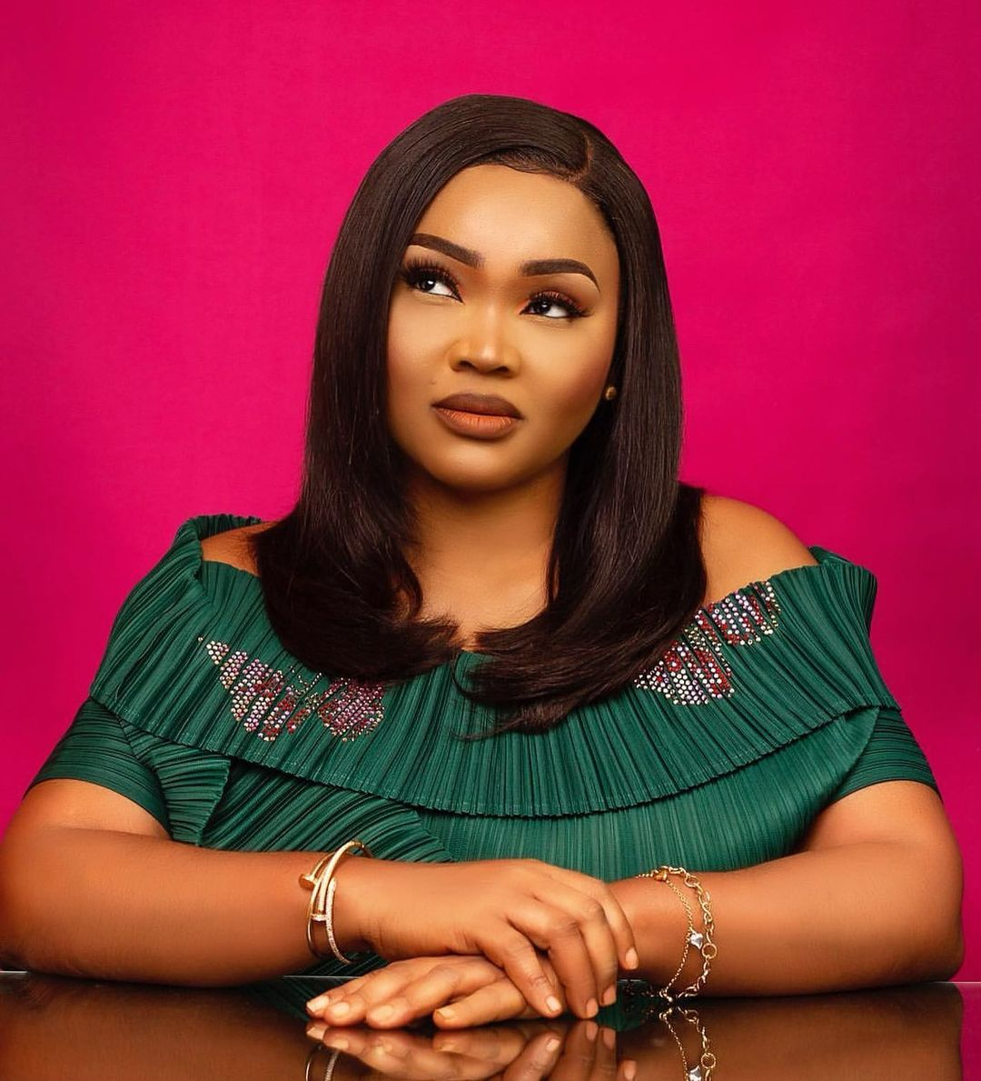 Reactions as Mercy Aigbe