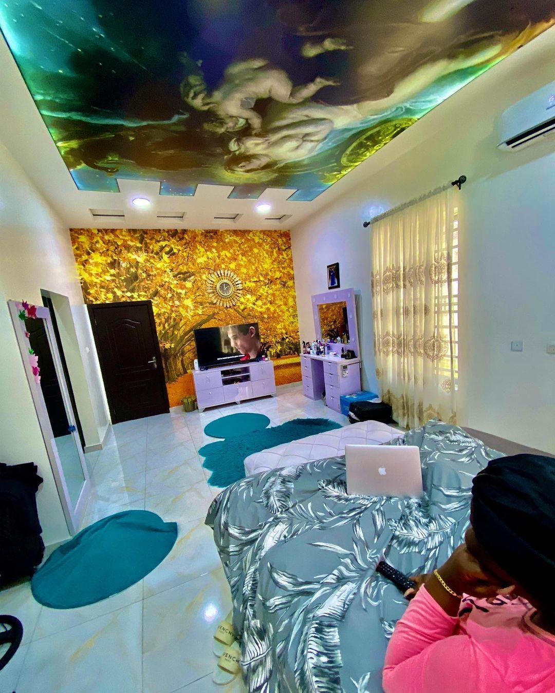 Eniola Badmus' home
