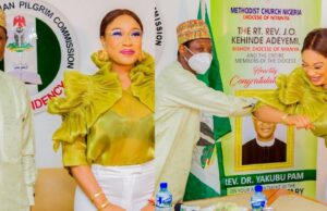 Tonto Dikeh appointed