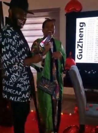 Ebuka surprises