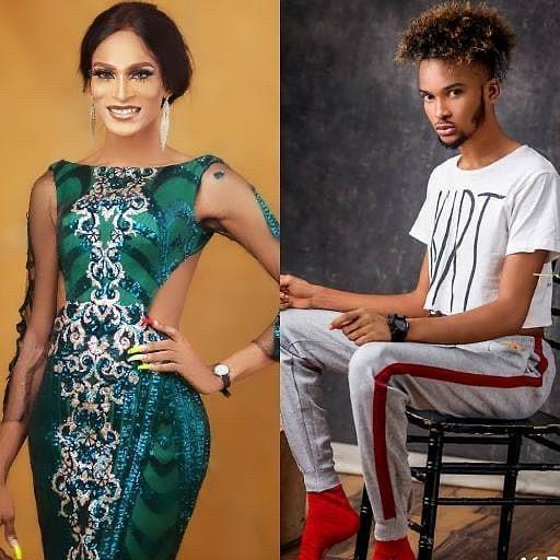 Nigerian transgender, Buchi