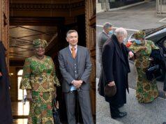 Ngozi Okonjo-Iweala pictured