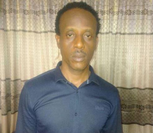 lecturer arrested