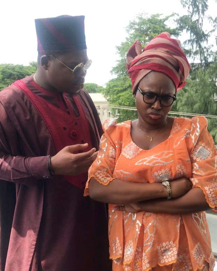 """""""People think we are married in real life"""" - Actress Mummy Wa speaks on relationship with Mr Macaroni"""