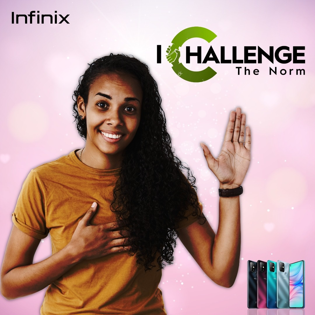 Infinix women