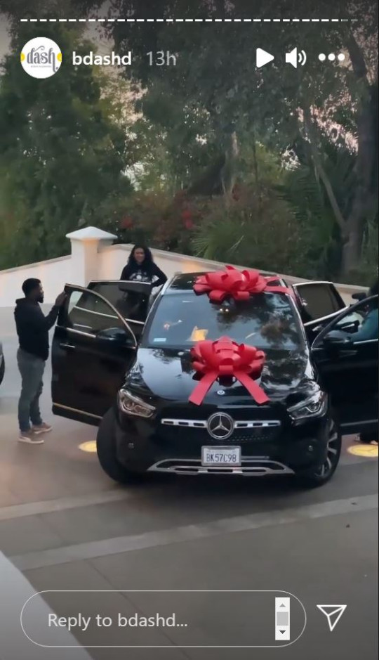 Kevin Hart gifts