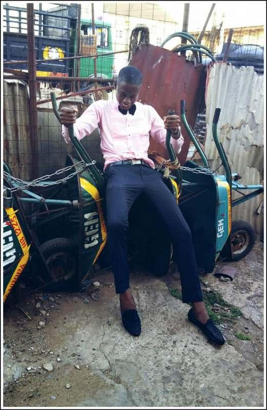 Nigerian man narrates