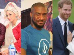 Nigerians praise Peter Okoye