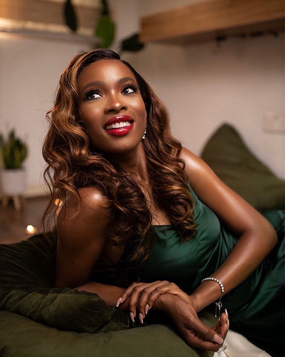 Jemima Osunde shoots