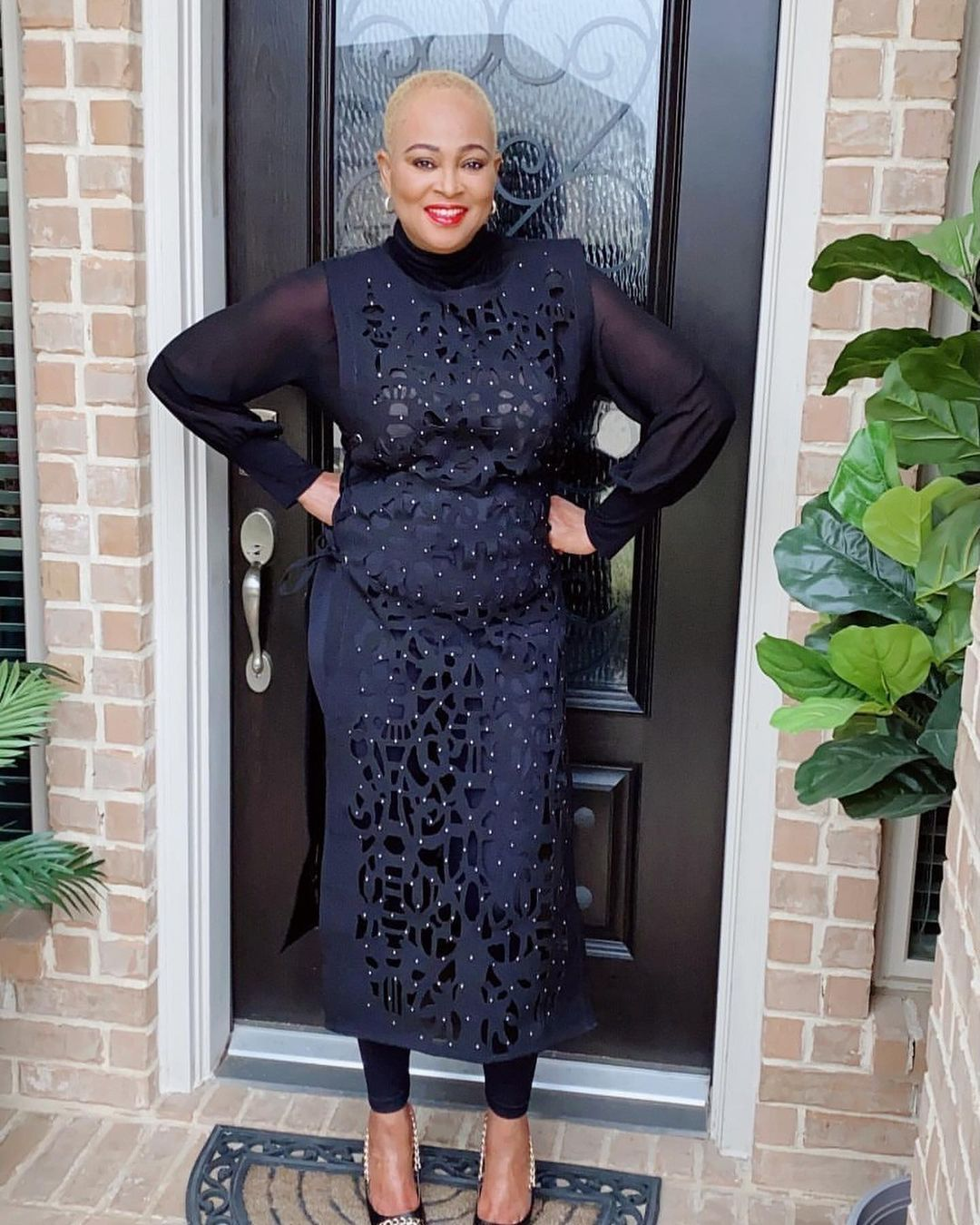 Bukky Wright gets