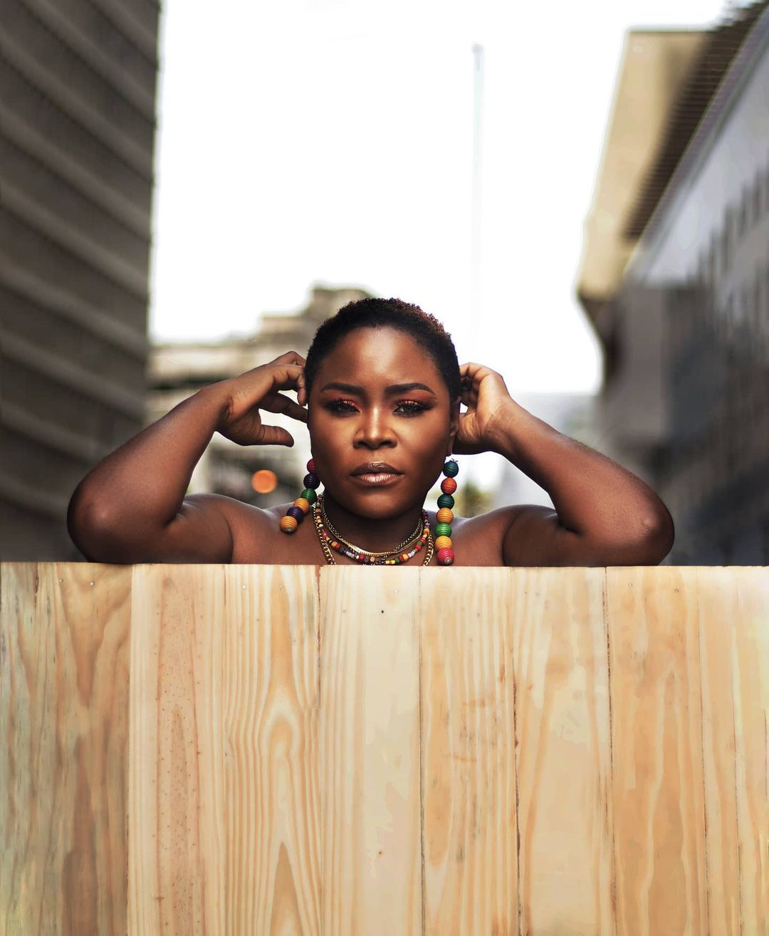 Singer Omawunmi says