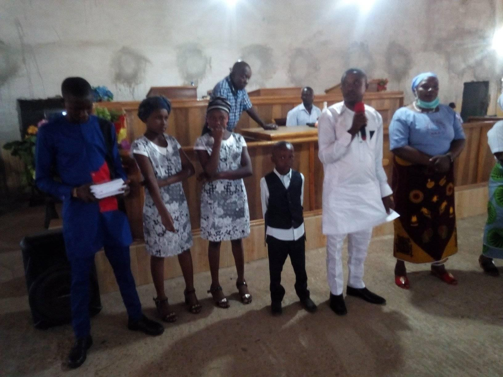 Church cancels wedding after groom baby mama stormed the venue