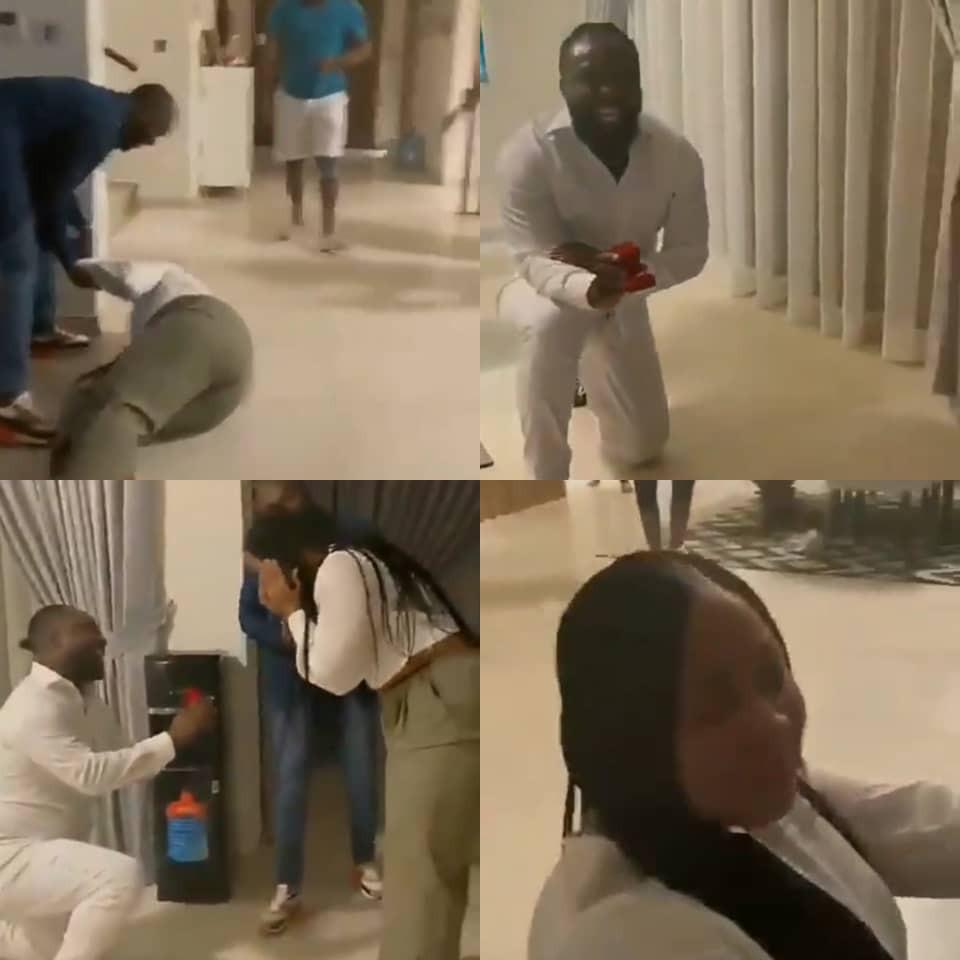 Nigerian lady turns