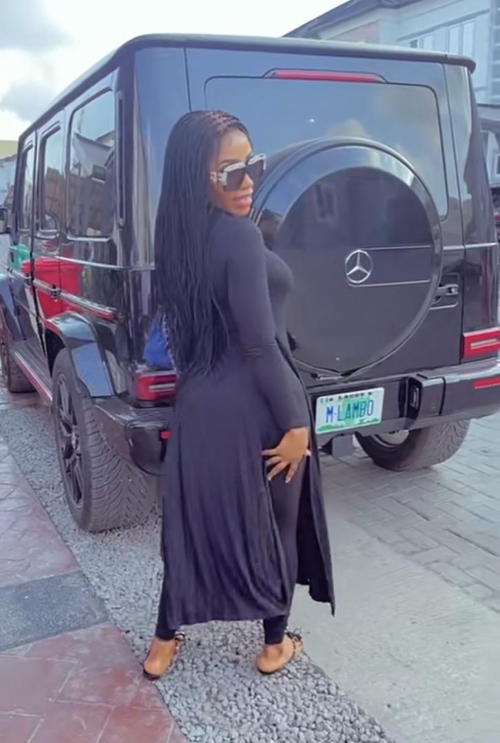 Mercy Eke acquires