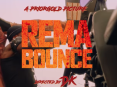 Rema Bounce Video