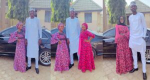 Nigerian man goes viral on Twitter because of his height