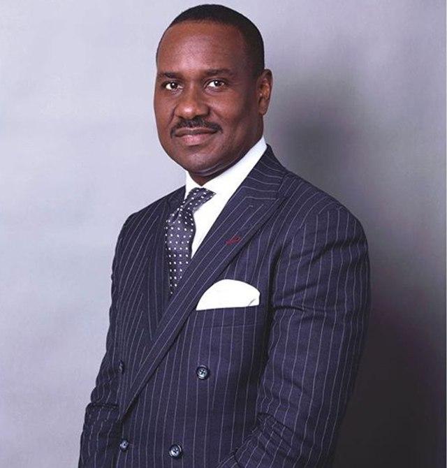 Pastor Ituah Ighodalo speaks