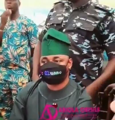 MC Oluomo flaunts electronic