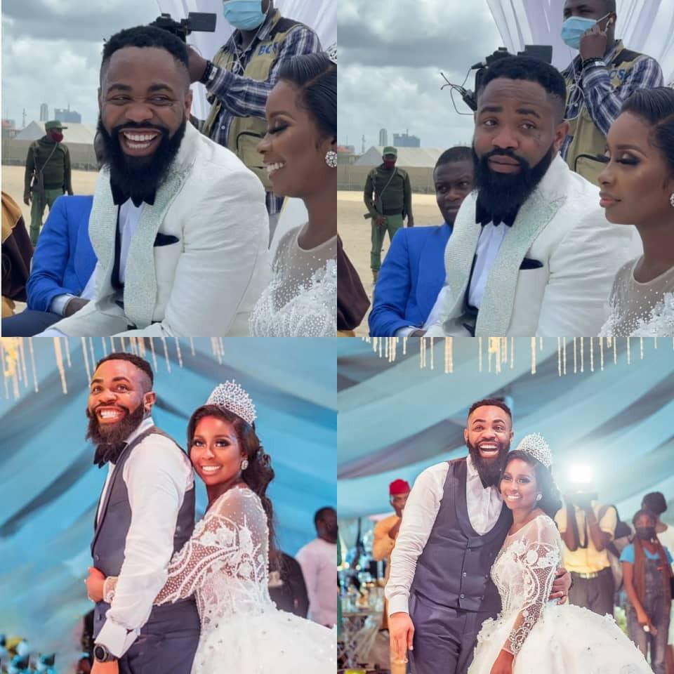 Comedian Arole wedding