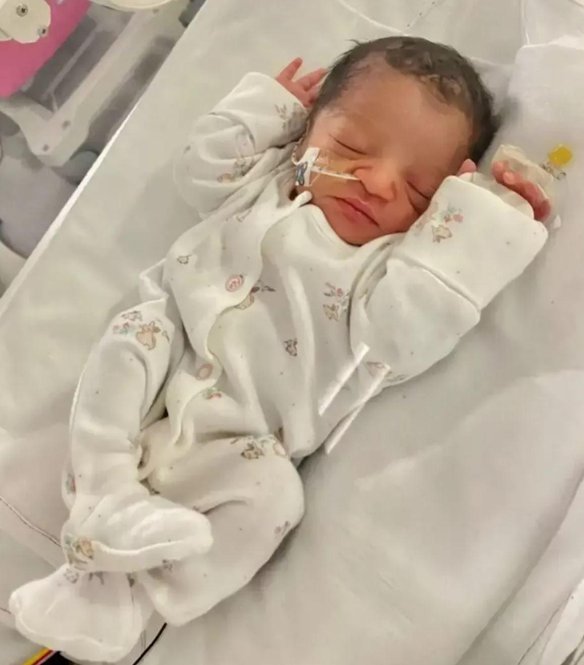 Sharon Oyakhilome welcomes daughter