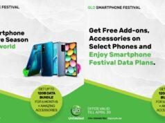 Glo Smartphone Festival