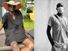 Nigerian Fashion Designer shares