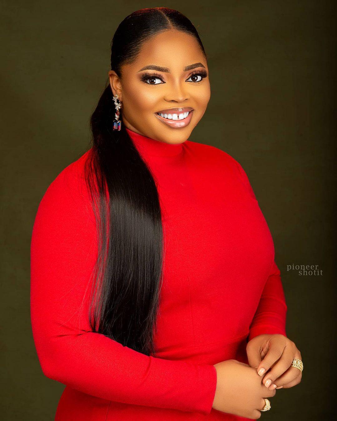 Juliana Olayode reveals