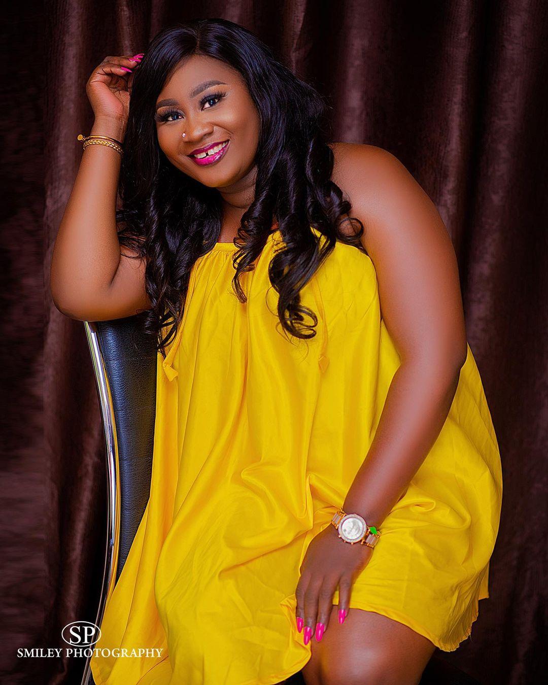actress, Yetunde Bakare