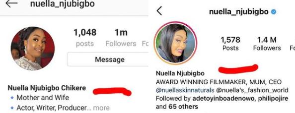 Nuella Njubigbo removes