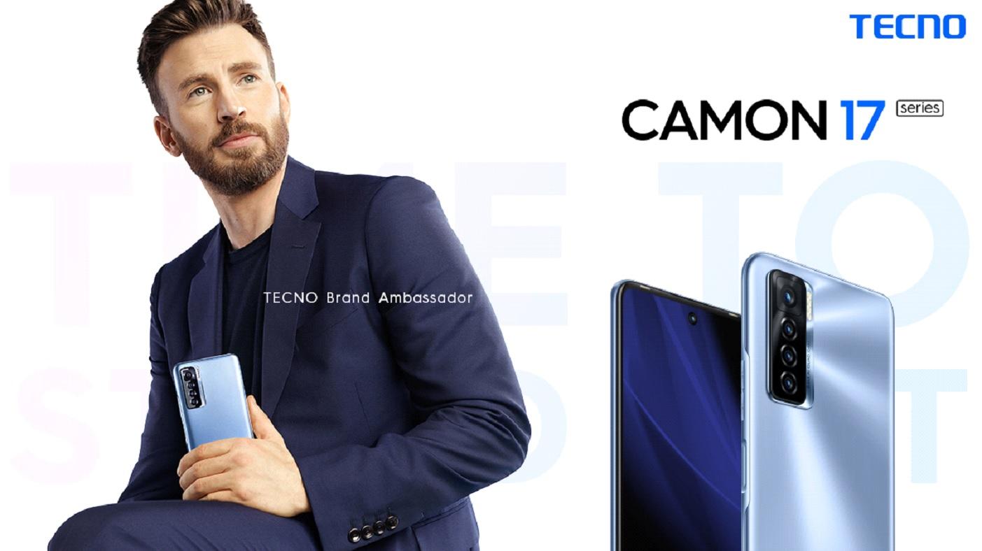 TECNO Camon 17 Makes