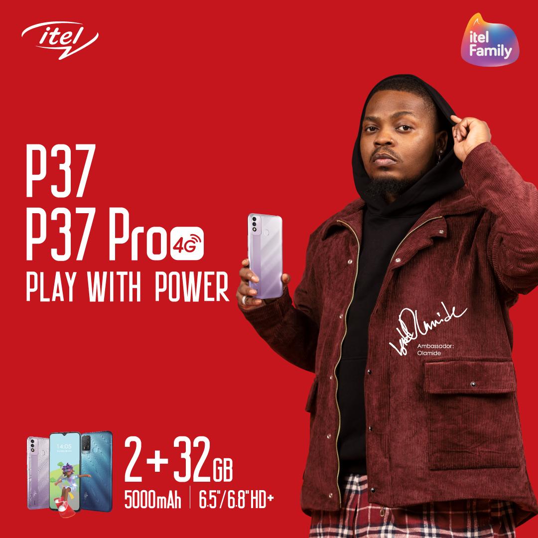 itel P37 latest