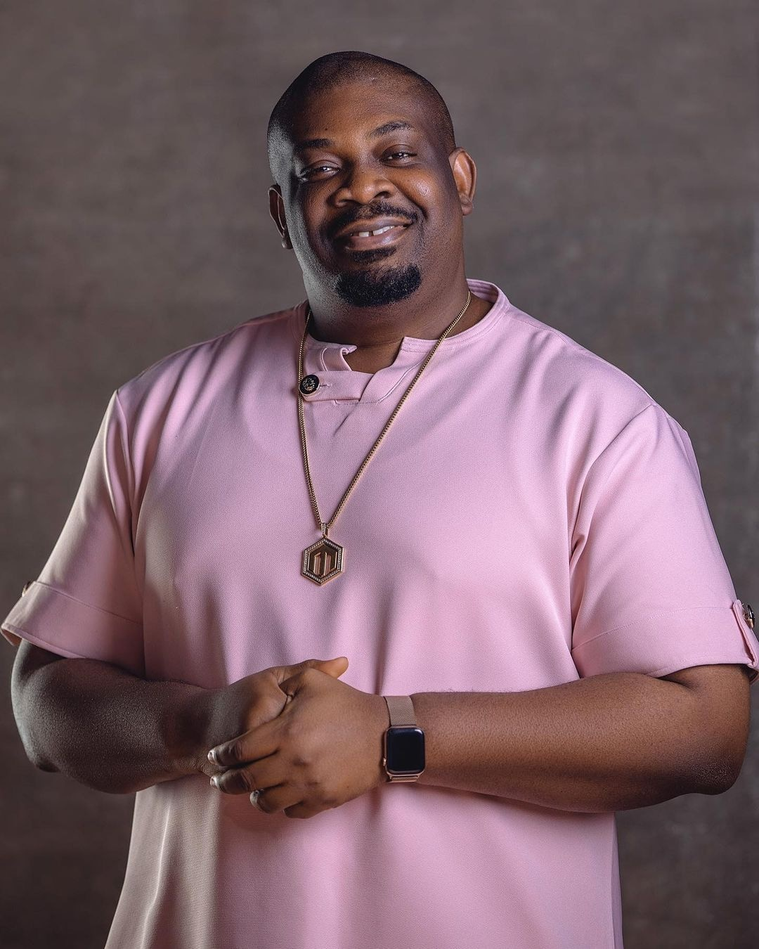 Don Jazzy reacts