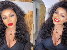 "Nollywood actress, Rita Dominic has thrilled fans on social media with her incredible dancing skill as she joins the ""Woza"" TikTok challenge."