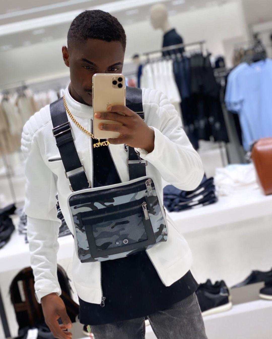 MC Oluomo's son, King Westt advises