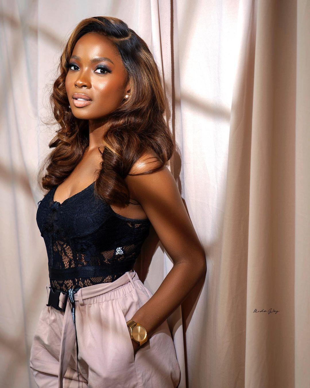 Jemima Osunde shares
