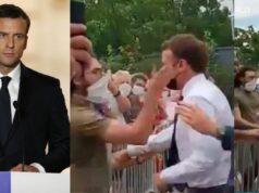 Man who slapped