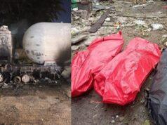Death toll from Ikeja