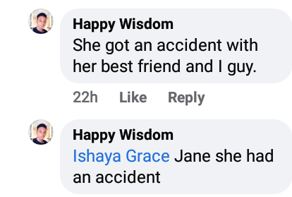 Nigerian lady and her bestfriend killed in fatal motor accident