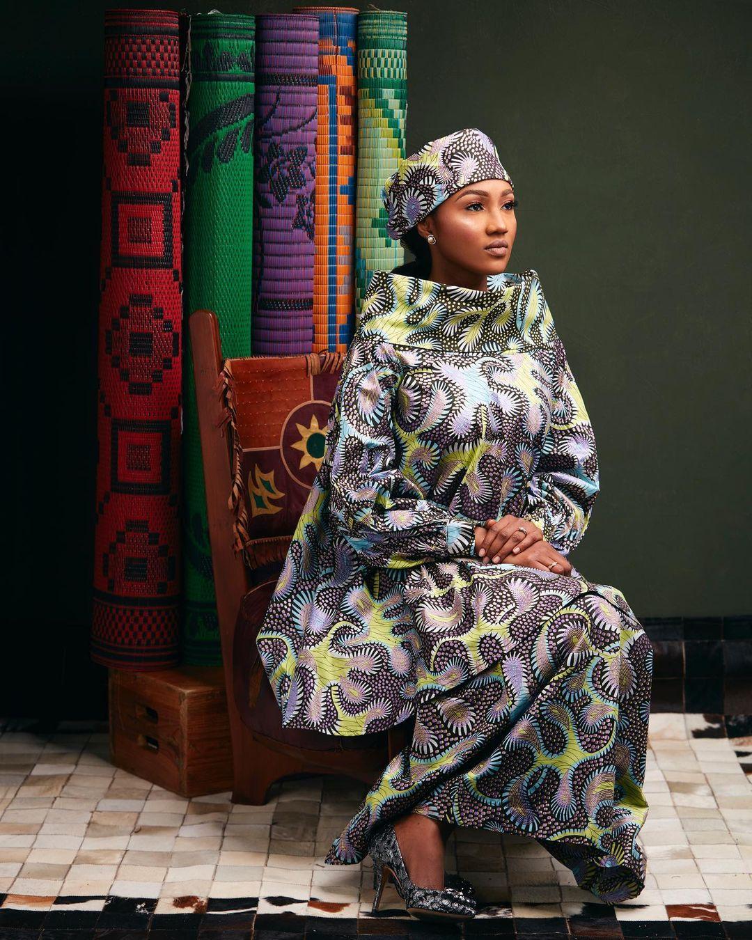 Zahra Buhari-Indimi shares