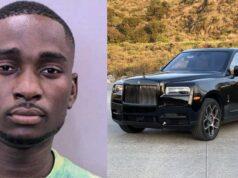 Nigerian man arrested