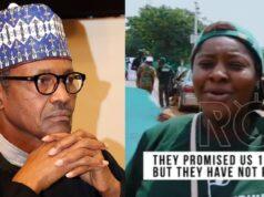 Pro-Buhari protester claims