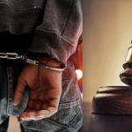 Man arrested for