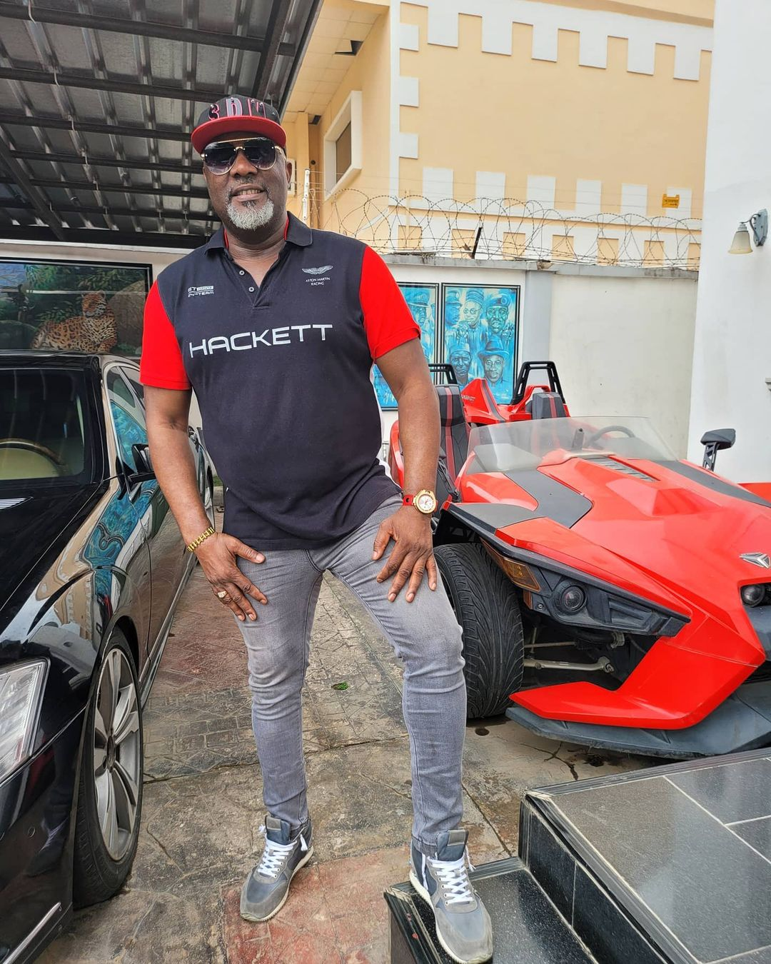 Dino Melaye replies Car Dealer who called him out over unpaid debt