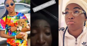 Nigerian lesbian cries