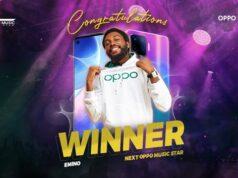 next oppo music star winner
