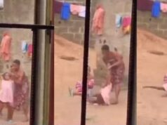 Woman filmed brutally assaulting