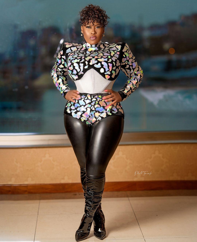 Actress, Uche Jombo