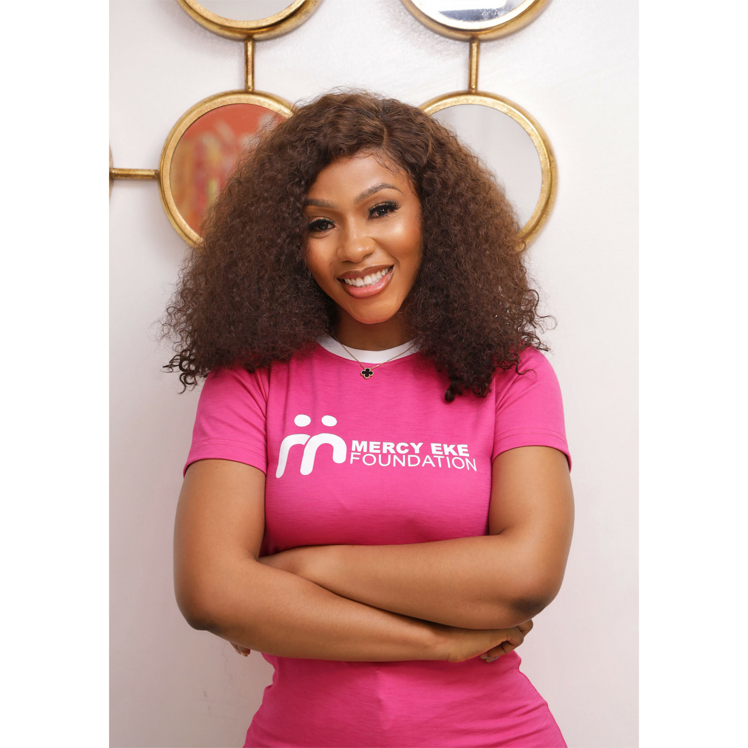 Mercy Eke launches