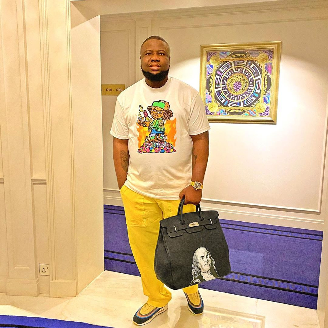 US Government reveals how Hushpuppi allegedly bribed Nigerian DCP, Abba Kyari...