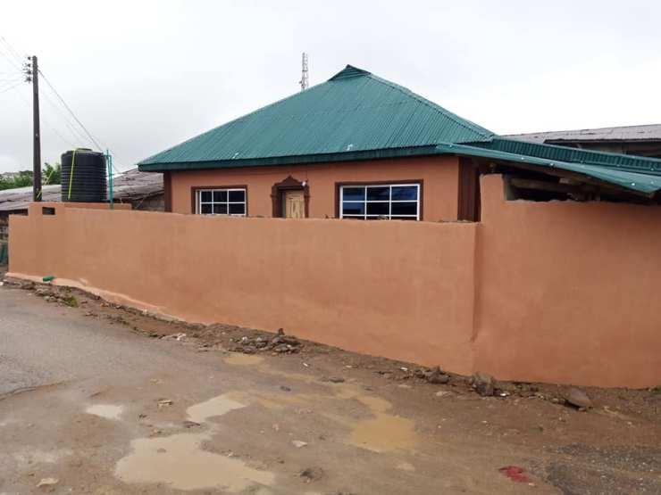 Nigerian pastor renovates